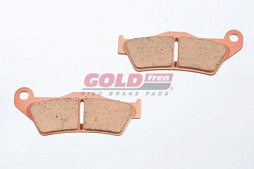 Pastillas de freno Delantero GOLDFREN S33