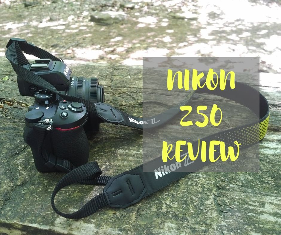 Best travel photography camera Nikon Z50 review