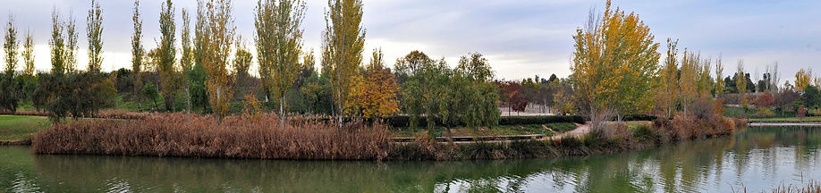 Valencia city guide - Turia Gardens