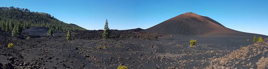 Walking in Tenerife - Hiking in Chinyero Nature Reserve