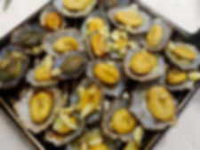 What to eat on Sao Miguel (Azores) - limpets (lapas)