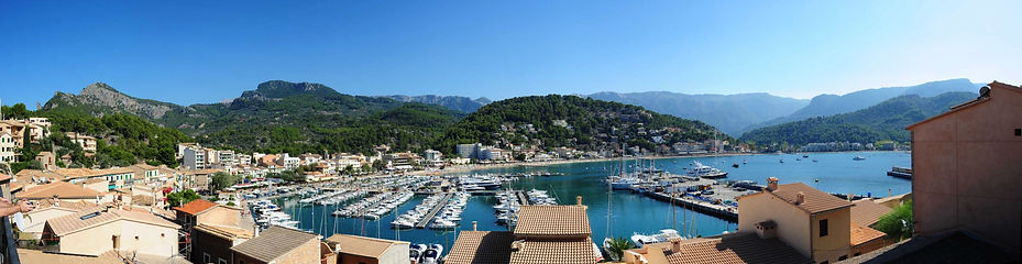 Guide to Mallorca by Public Transport - Puerto Soller