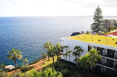 Vidamar Resort Madeira Review - view from the sea view room