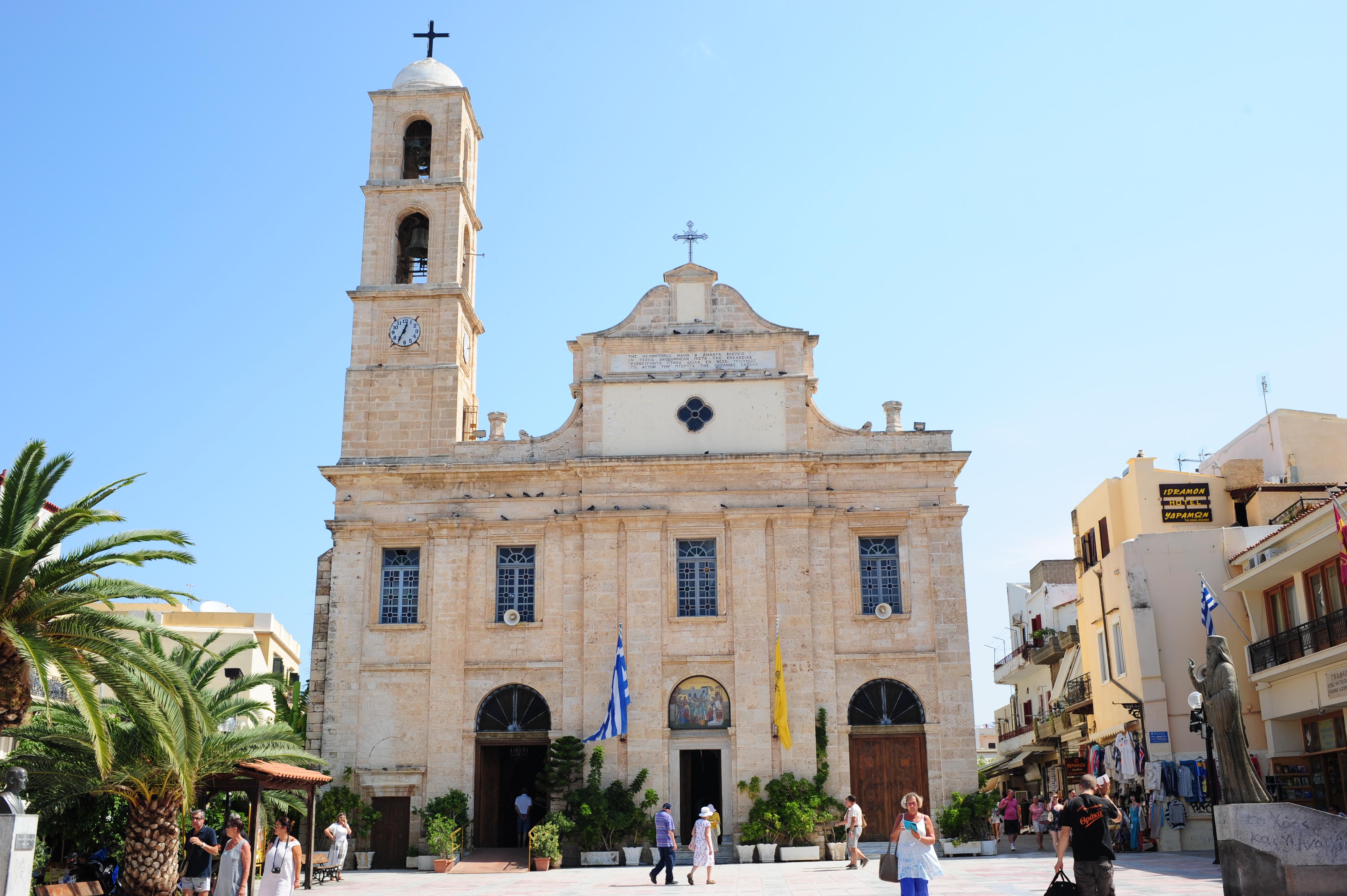 Greek Orthodox Church, Chania