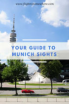 Guide to Munich sights