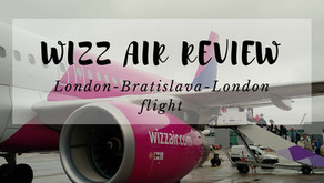 Wizz Air Review - Based on London-Bratislava Flight
