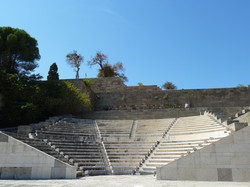 Acropolis of Rhodes & the ancient stadium