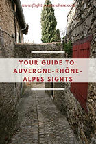 Guide to Auvergne-Rhône-Alpes sights