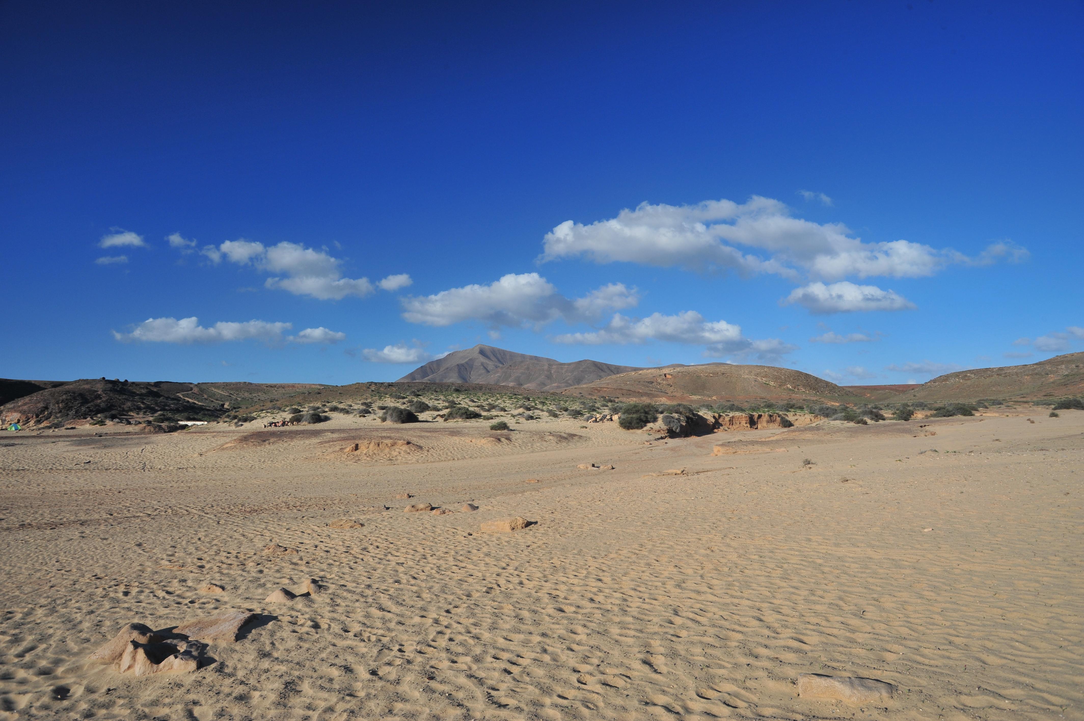 Hiking to Punta del Papagayo