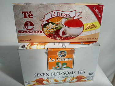 Mexican herbal tea