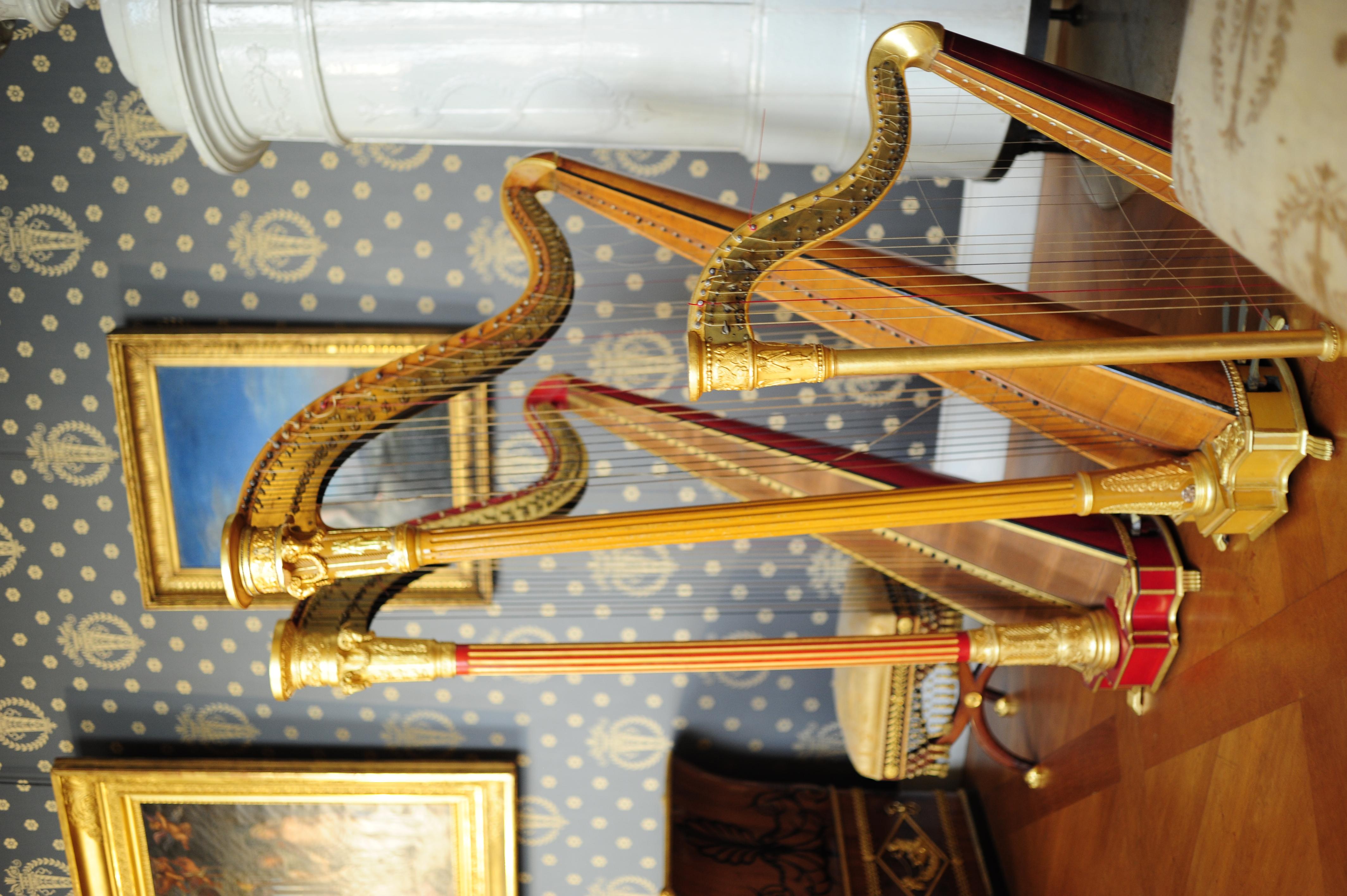 Music room inside Residenz, Munich