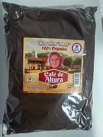 Mexican organic coffee from San Sebastian