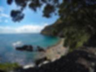 Azores travel guide - Sao Miguel sandy beach