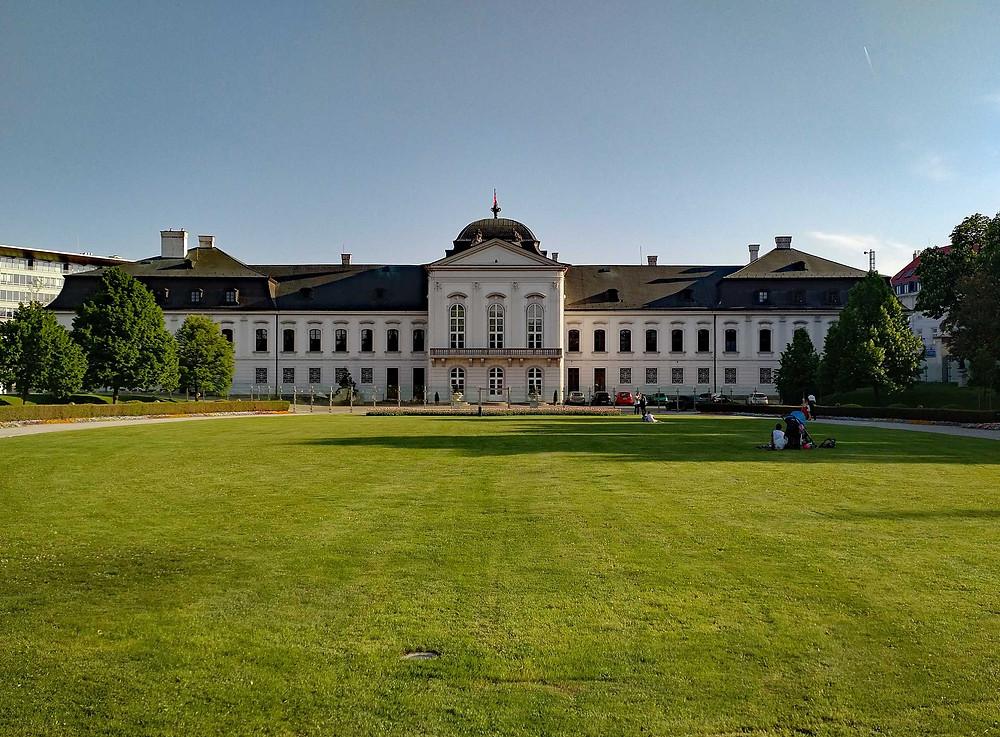 Gardens of Grassalkovich Palace, Bratislava