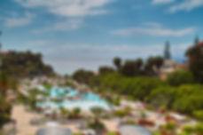 Dream Gran Tacande hotel Tenerife pool area