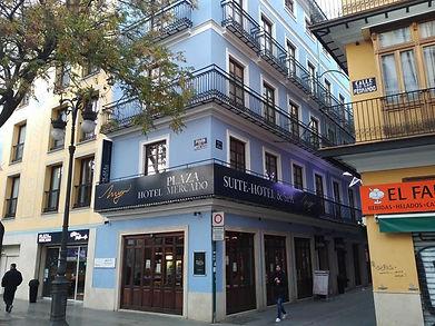 MYR Plaza Mercado & Spa hotel, Valencia