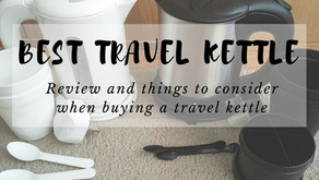 Best Travel Kettle - Researched, Tested, and Reviewed