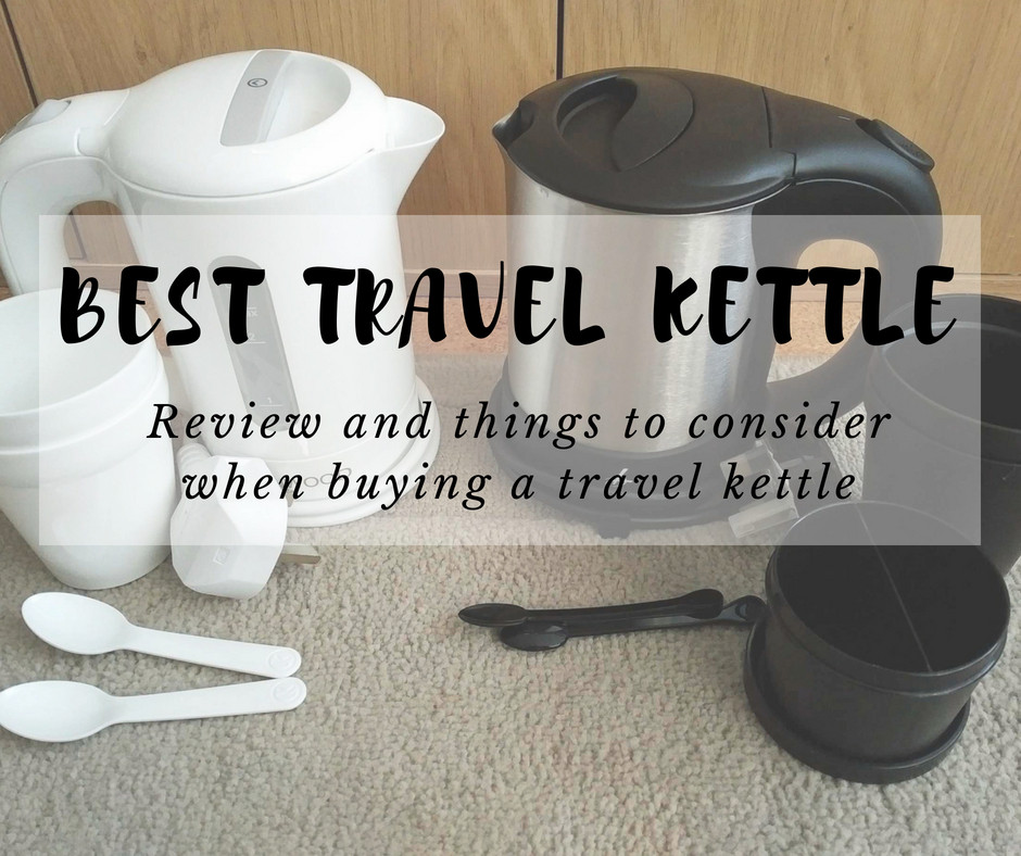 Best travel kettle review