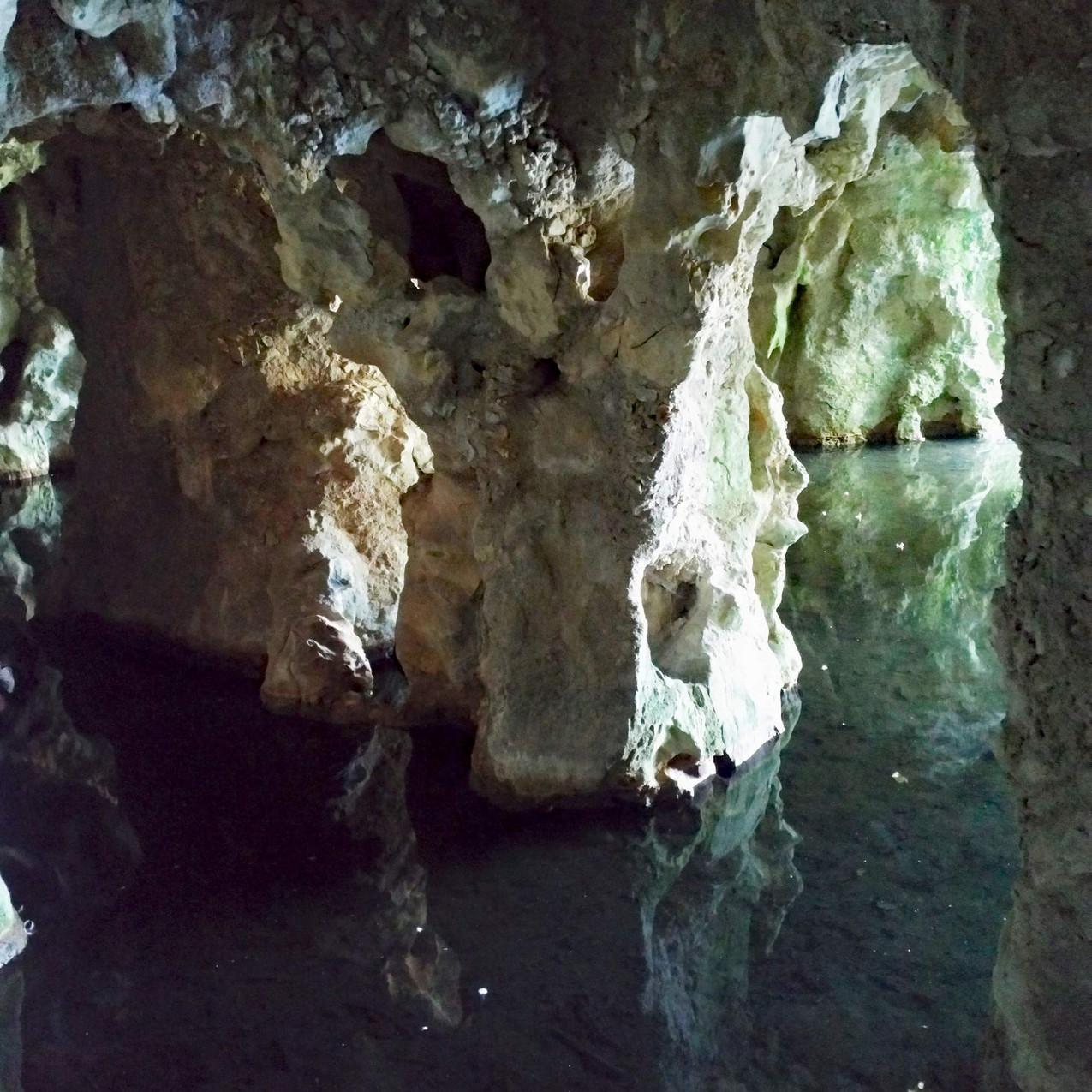 Quinta da Regaleira grotto
