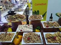 Iberostar Bouganville Playa buffet restaurant - Canarian day