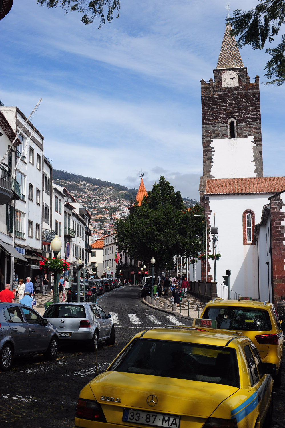 Funchal Old Town