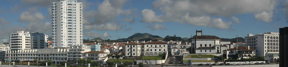Azores sights - Things to do on Sao Miguel - Ponta Delgada