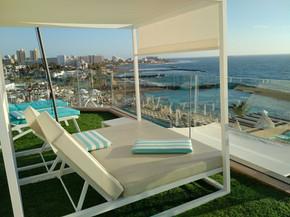 Iberostar Bouganville Playa - Star Prestige lower terrace