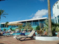 Sandos Papagayo Resort Lanzarote adults only pool