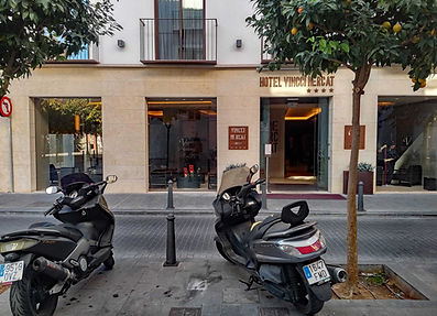 Where to stay in Valencia - Vincci Mercat hotel review