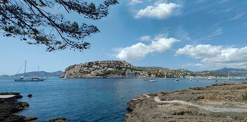 Port d'Andratx panorama