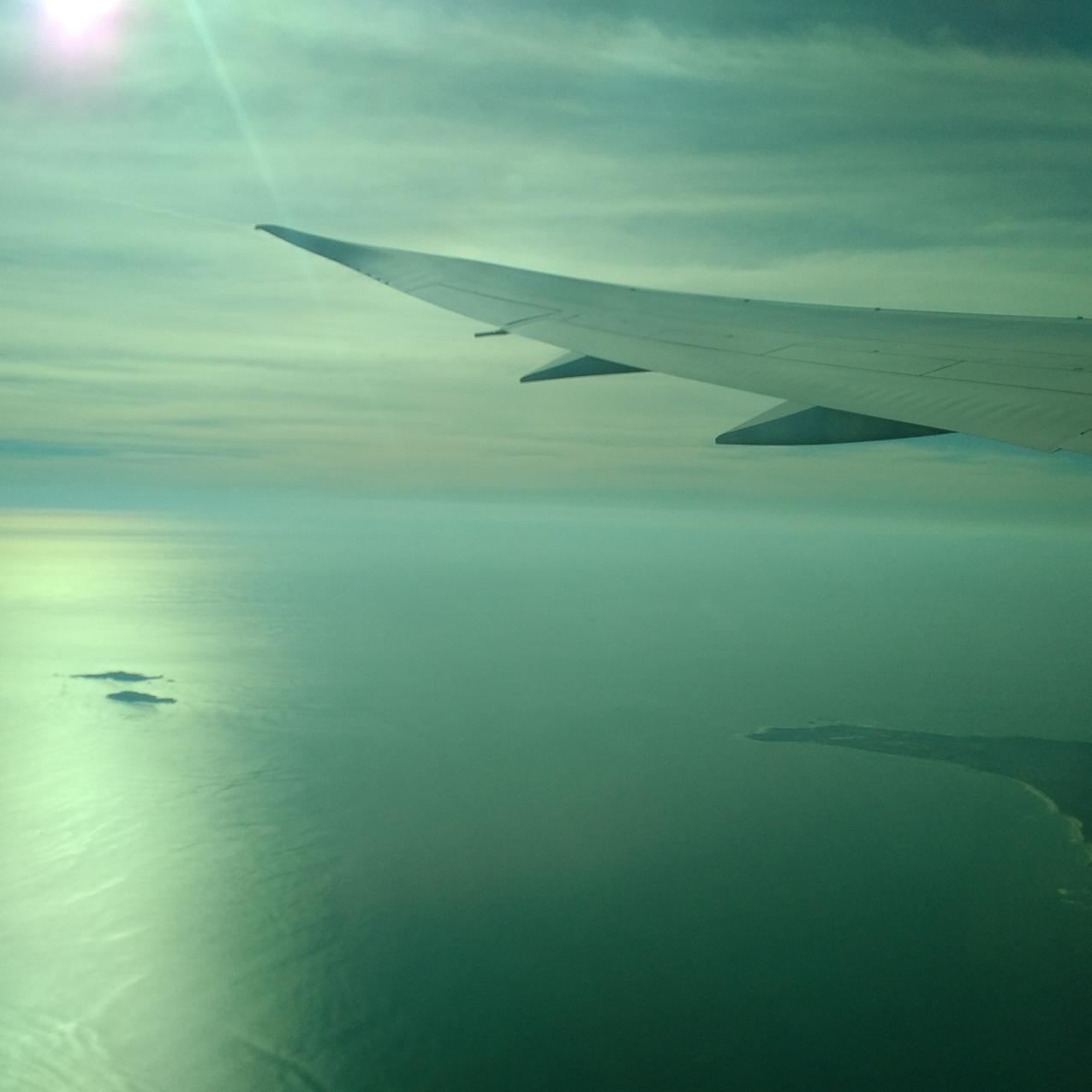 Boeing 787 Dreamliner window medium tint