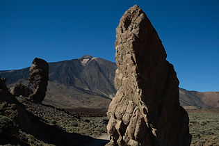 Teide volcano, Tenerife