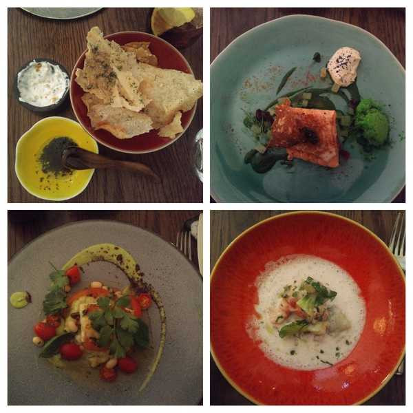 Texture - A Foodie Guide to London