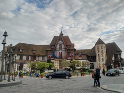 Deauville Town Hall