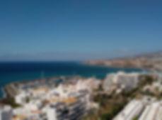 Iberostar Bouganville Playa - view towards Costa Adeje