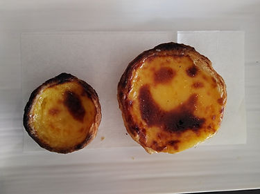 What to eat in Portugal - Pastel de nata