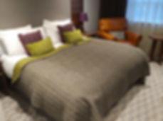 Wyboston Lakes Hotel deluxe room