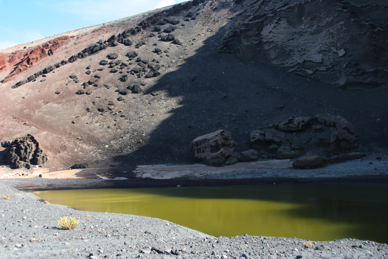 Lago Verde (Green Lake)
