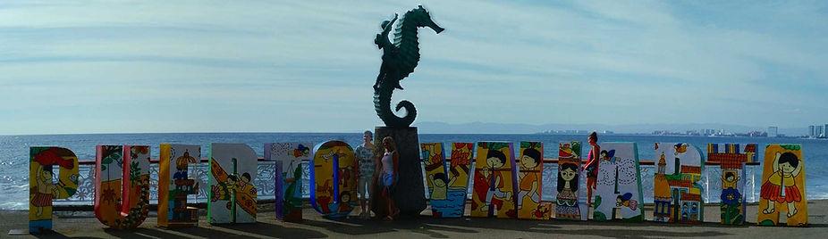 Puerto Vallarta sights - Malecon area