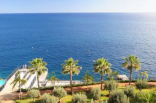 View from Vidamar Funchal hotel