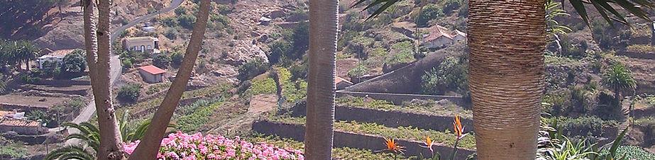 Guide to La Gomera sights - Vallehermoso