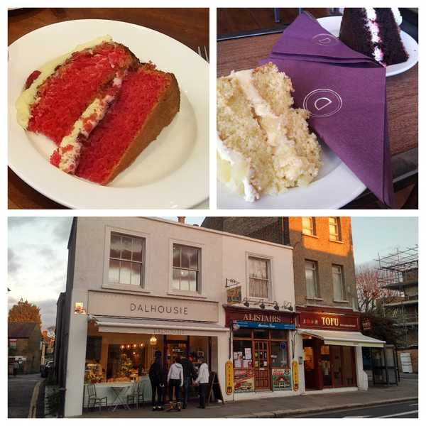 Dalhousie - A Foodie Guide to London