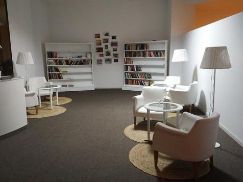 Iberostar Bouganville Playa - reading area