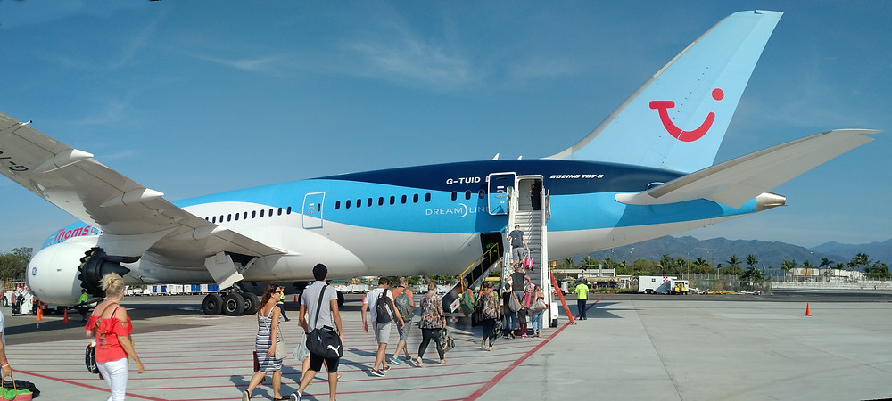 Thomson Boeing 787 Dreamliner
