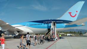 London to Puerto Vallarta Flight on Thomson Airways Boeing 787 Dreamliner