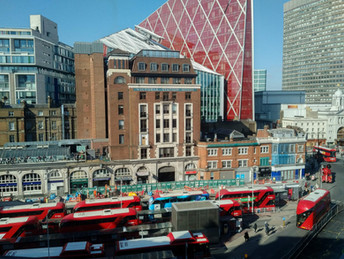 The Grosvenor London view from room