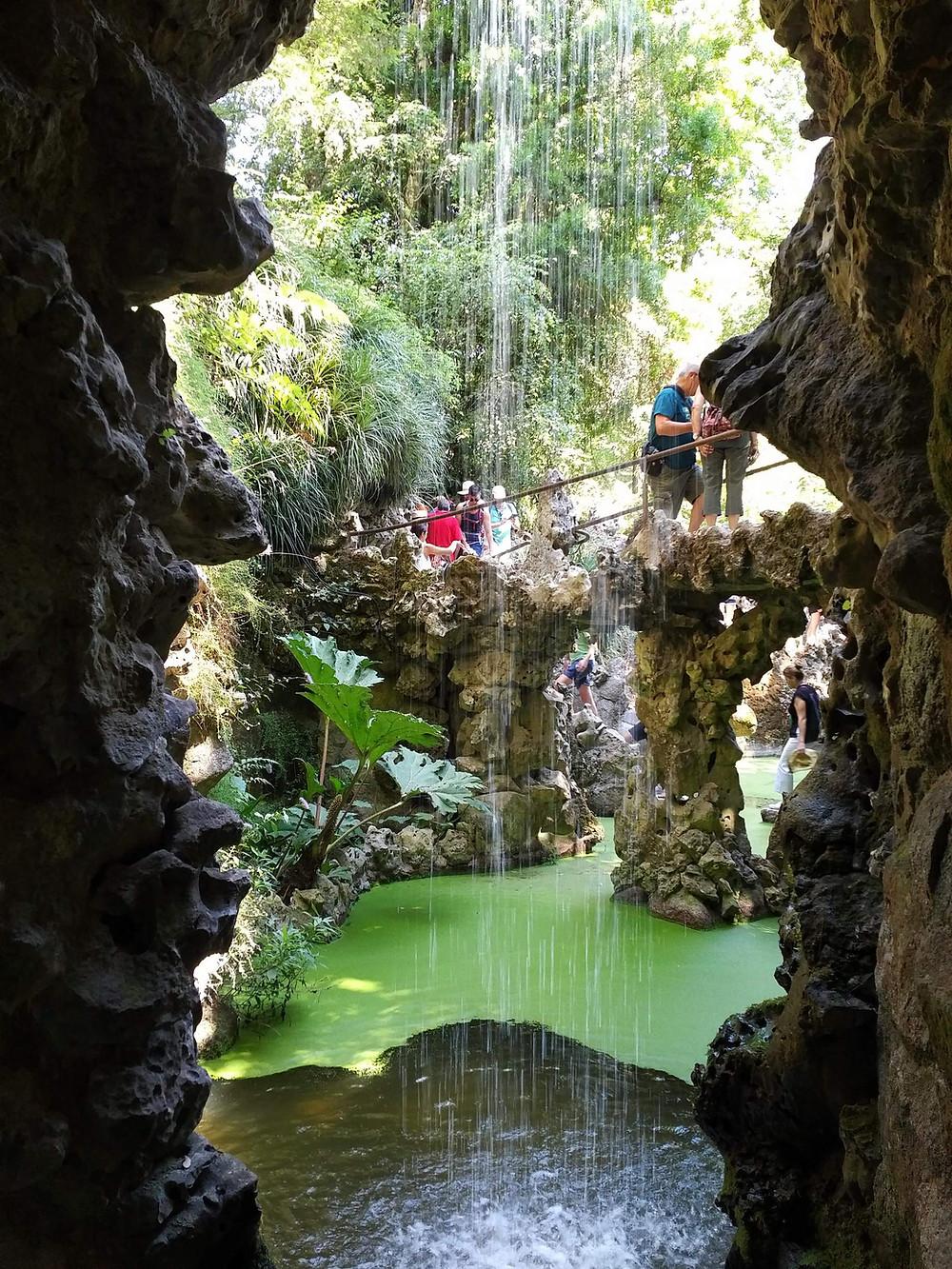 Lake of the Waterfall, Quinta da Regaleira