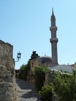 Suleiman mosque, Rhodes