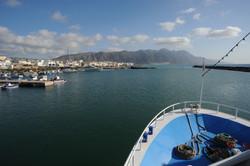 Kardamena harbour