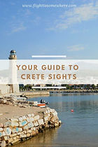 Guide to Crete sights